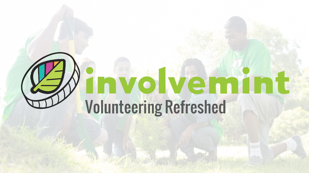 Full involvemint   volunteeringrefreshed